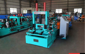 GCr15 Roller Thickness 2mm C Purlin Machine Forming