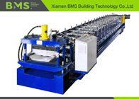 Customizable Standing Seam Metal Roof Machine , Metal Roof Panel Machine