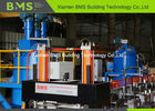 New Galvanized Steel CZ Purlin Roll Forming Machine 600mm Coil Maximum Width