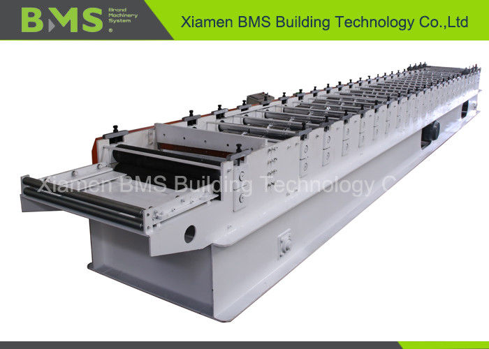 Body Frame Roof Panel Machine Steel Material Thickness 0.3-0.8 With 24- Step